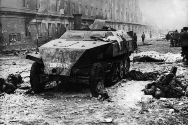 La battaglia di Berlino - 1945